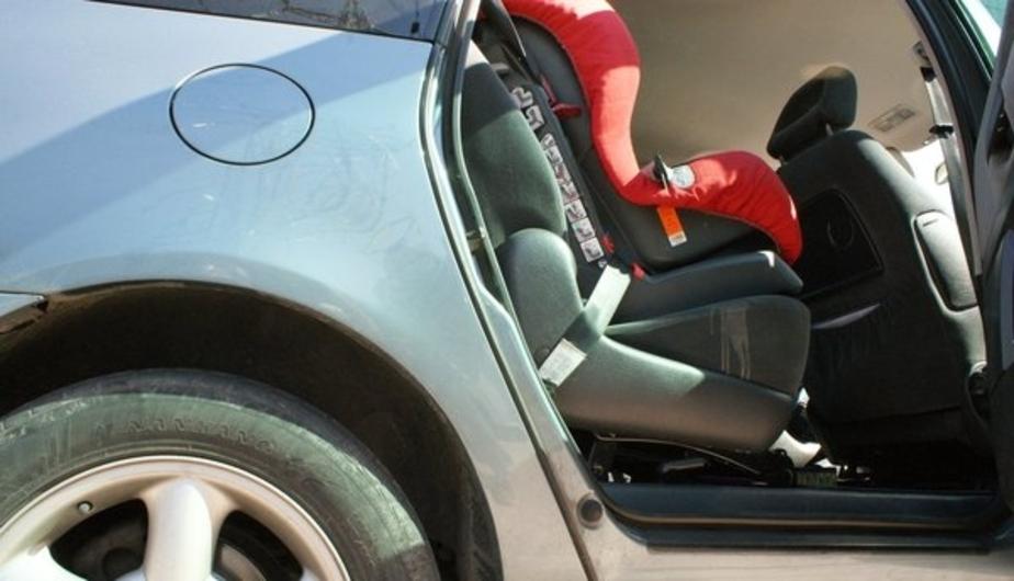 ГИБДД проверит, используют ли калининградские водители детские автокресла
