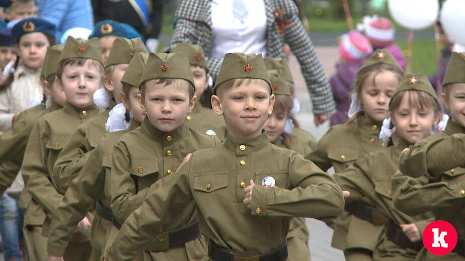 В Гурьевске открыли первый в России патриотический отряд на базе детского сада - Новости Калининграда