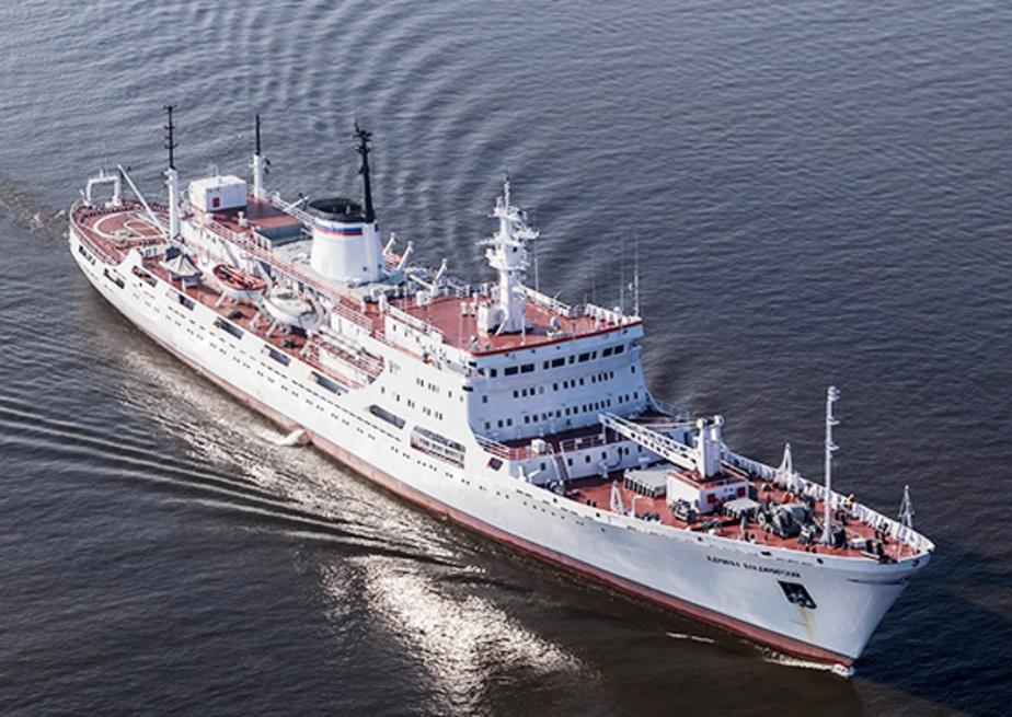 Судно Балтфлота, следующее в Антарктиду, пополнит запасы на Сейшельских островах - Новости Калининграда