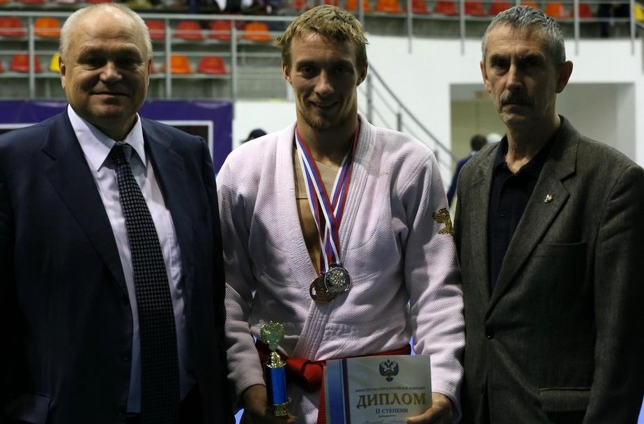 Калининградец выиграл две медали чемпионата России по рукопашному бою - Новости Калининграда