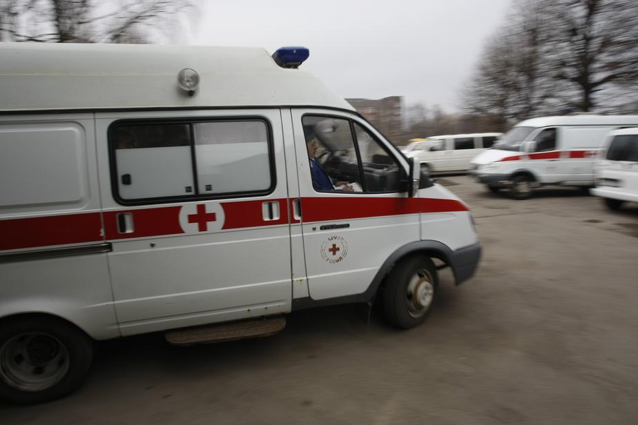 В Гурьевском районе два БМВ столкнулись на встречке  - Новости Калининграда