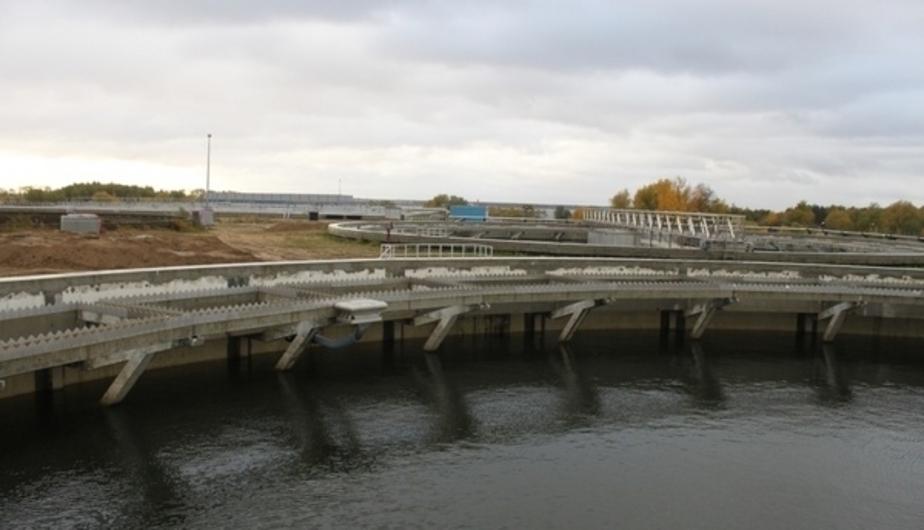В Калининграде прошла пусконаладка очистных сооружений