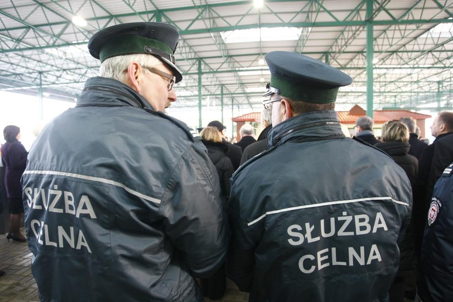 На польских погранпереходах нашли пистолет в мусорке и 21 гранатомет в рейсовом автобусе