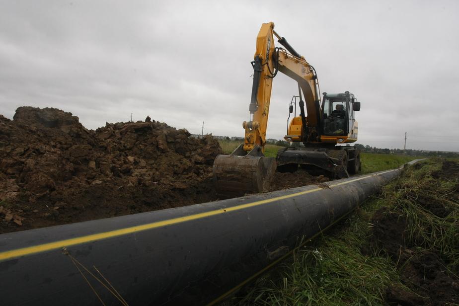 В Калининградскую область проложат магистральный газопровод  - Новости Калининграда
