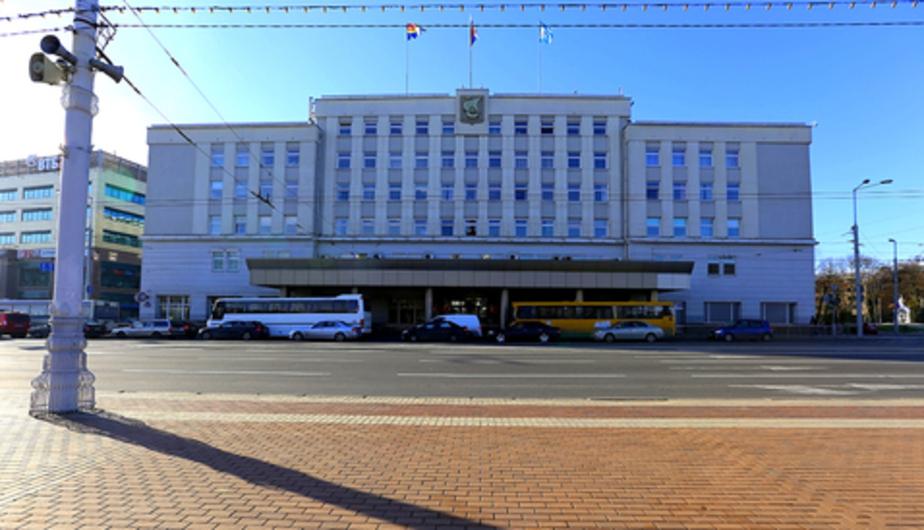 Горсовет передал РПЦ земельный участок возле площади Победы   - Новости Калининграда
