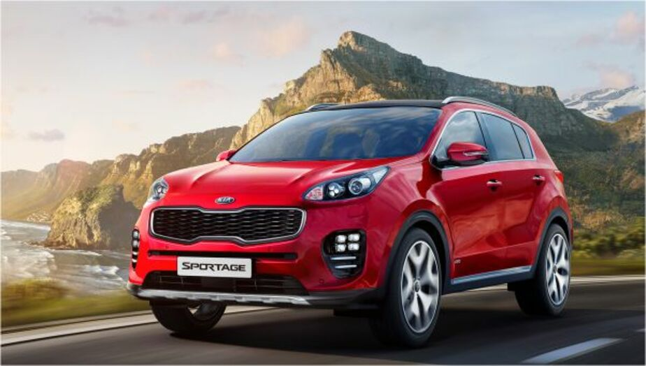 В апреле Kia Sportage можно приобрести по ценам 2016 года - Новости Калининграда
