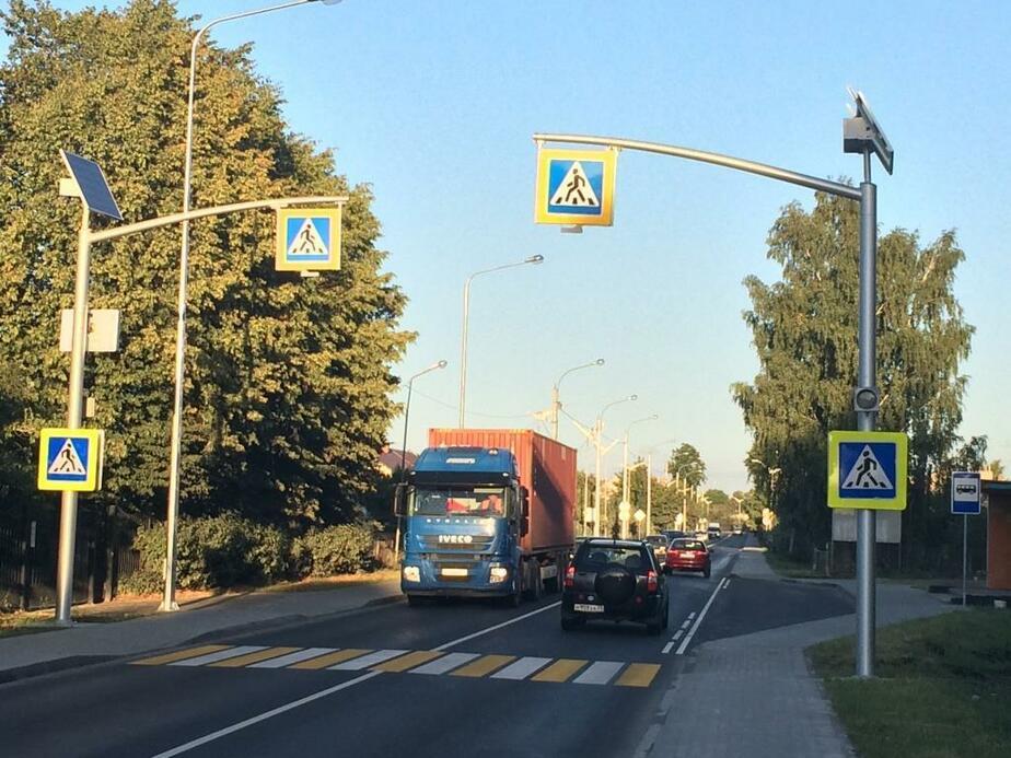 На пешеходные переходы в Калининградской области не хватило денег - Новости Калининграда