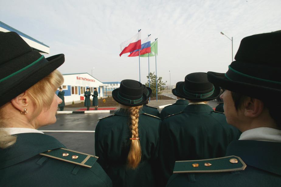 В рождественские дни польские пограничники не пустили в Евросоюз более 20 россиян