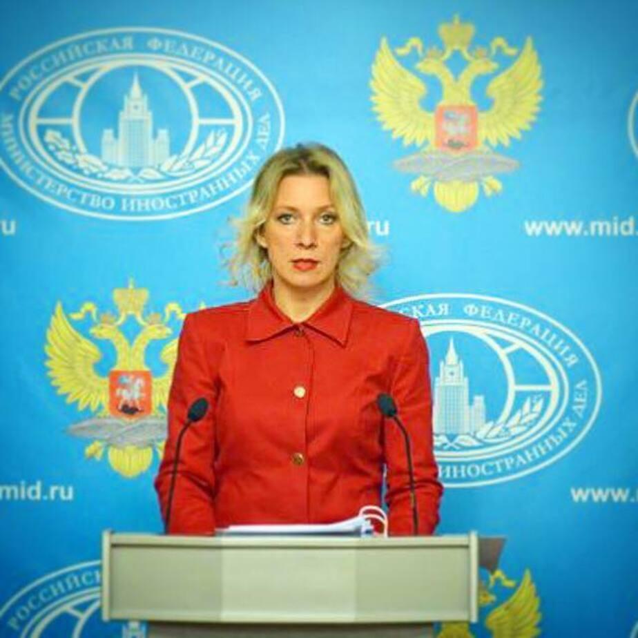 Захарова о позиции Госдепа по Су-24: Запомните эти слова. И я не забуду никогда