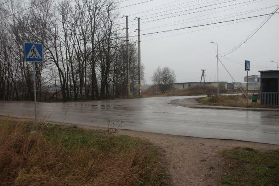 Прокурор предлагает считать не действующим переход, на котором сбили калининградскую журналистку - Новости Калининграда