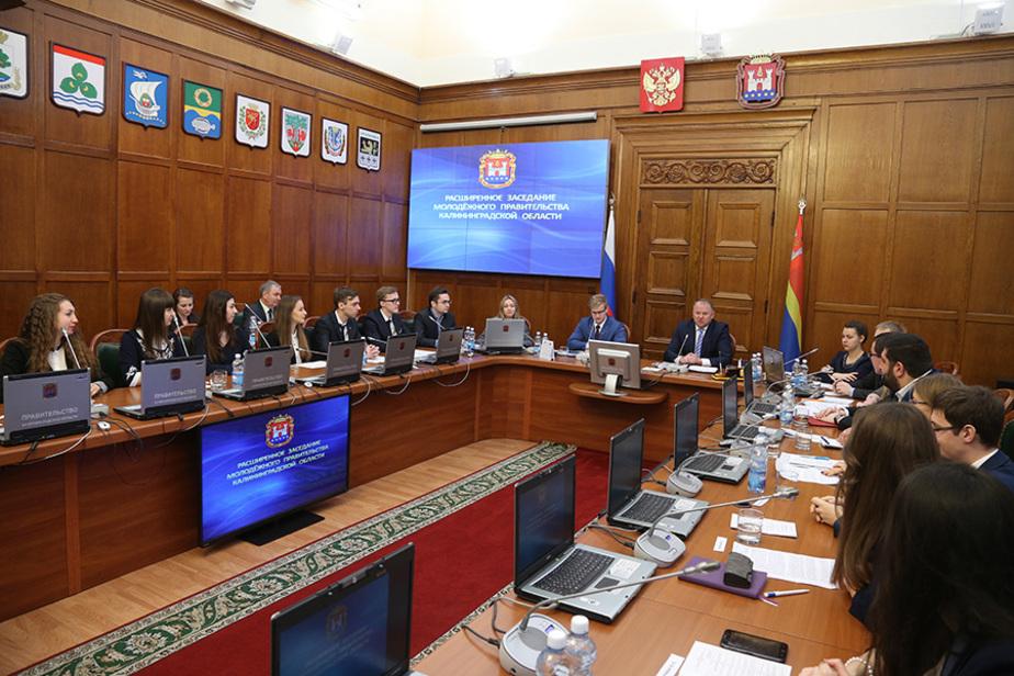 Председатель калининградского молодежного правительства признал, что к ним идут ради должностей - Новости Калининграда