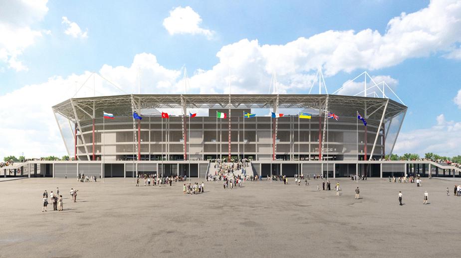Мутко: проект стадиона ЧМ-2018 в Калининграде в течение месяца пройдет госэкспертизу - Новости Калининграда