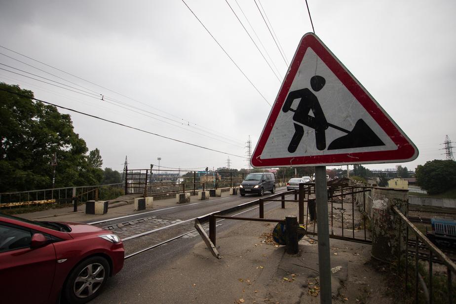 Ярошук назвал новую дату начала ремонта моста на ул. Суворова