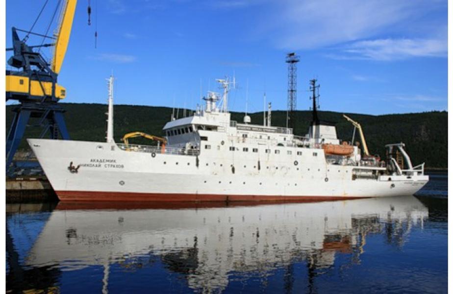 """В Калининград спустя 2,5 года """"плена"""" на Шри-Ланке возвращается научное судно"""