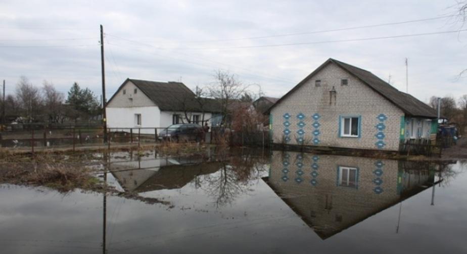 Посёлок в Зеленоградском районе затопило из-за неисправной канализационной системы  - Новости Калининграда