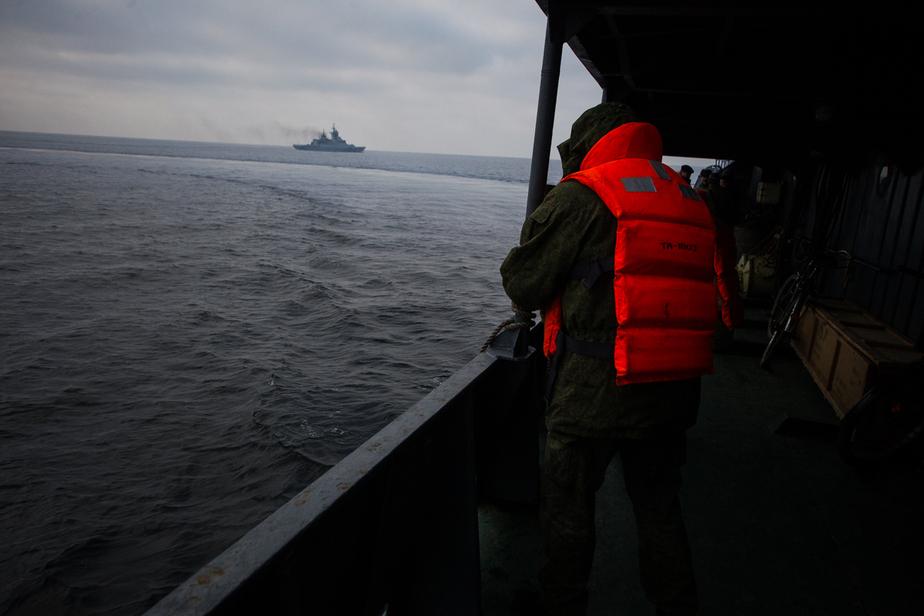 Литовские и российские спасатели ликвидировали учебный разлив нефти в Балтийском море - Новости Калининграда