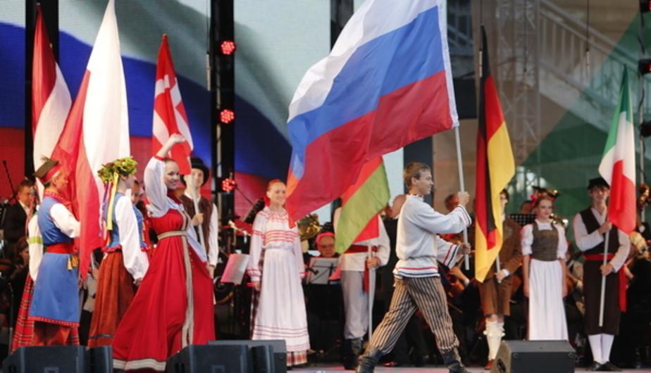 Эстонские власти запретили в Таллине концерт Ансамбля Российской армии