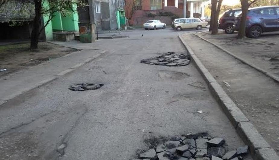 С начала года в Калининградской области произошло 150 ДТП по вине плохих дорог - Новости Калининграда