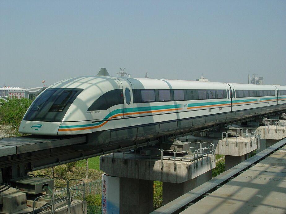 Китай работает над созданием самого быстрого в мире поезда на магнитной подушке - Новости Калининграда