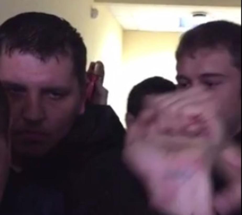 Фото: стоп-кадр из видеозаписи
