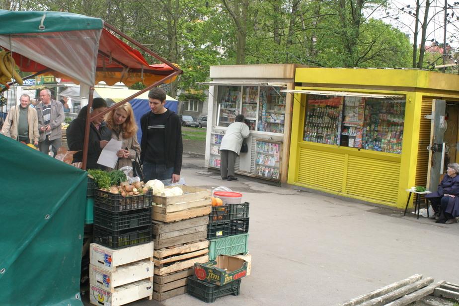 Продавец-стажёр украл деньги из кассы торговой палатки в Калининграде - Новости Калининграда