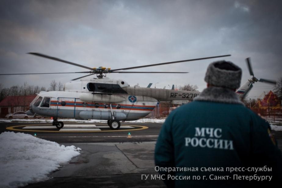 В серьезном ДТП под Санкт-Петербургом пострадали калининградцы
