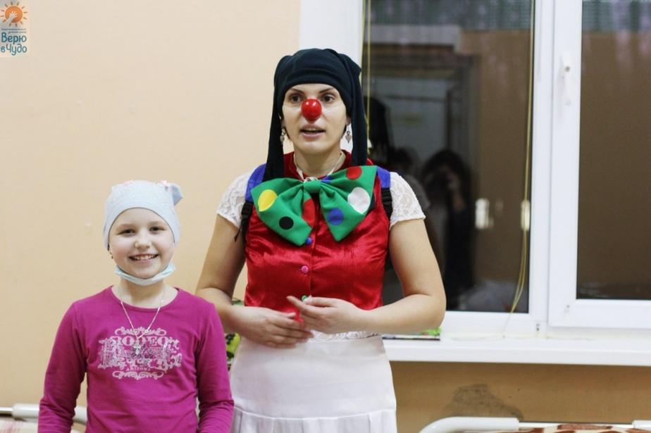 """Фото: благотворительный центр """"Верю в чудо"""""""