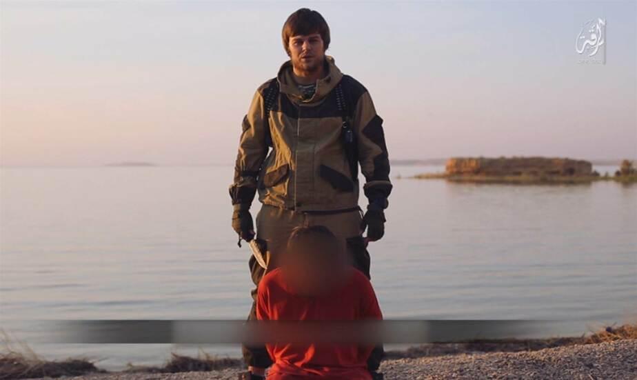 """ИГ опубликовало видео казни """"российского шпиона"""" - Новости Калининграда"""