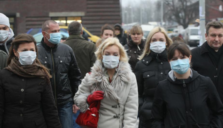 В Калининграде начался сезон эпидемии гриппа - Новости Калининграда