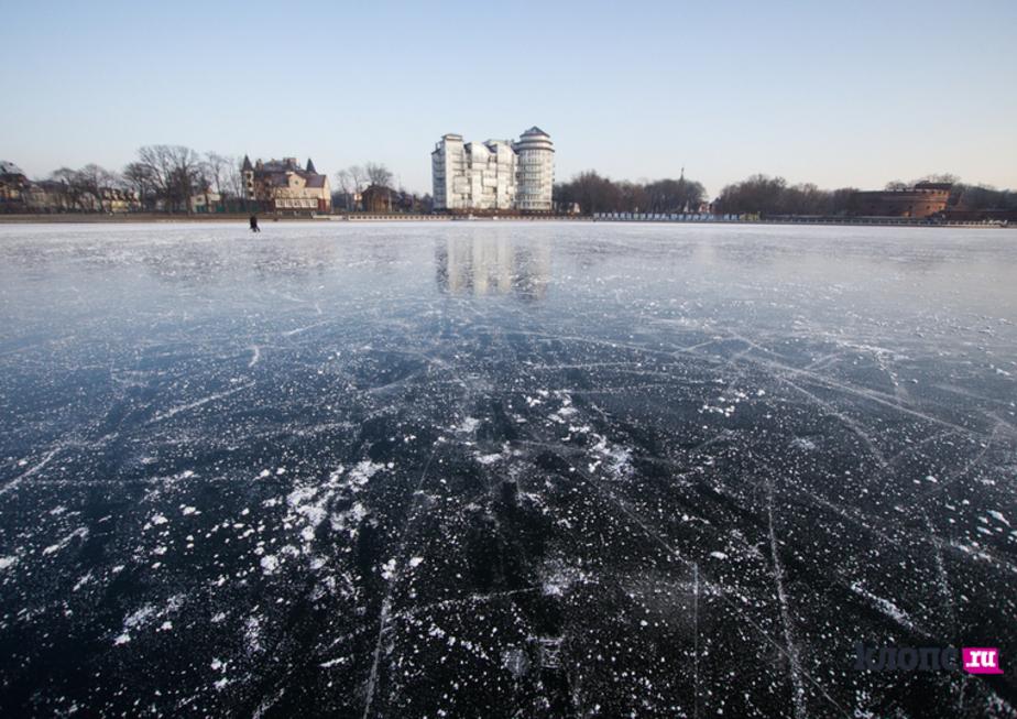 МЧС снова предупреждает об аномальном похолодании в Калининграде - Новости Калининграда