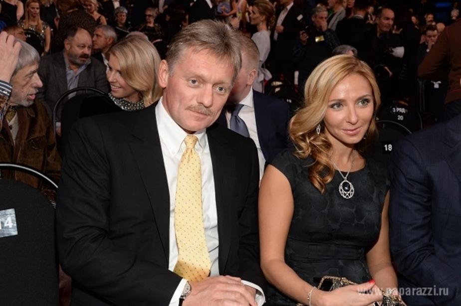 Татьяна Навка выходит замуж за Дмитрия Пескова - Новости Калининграда