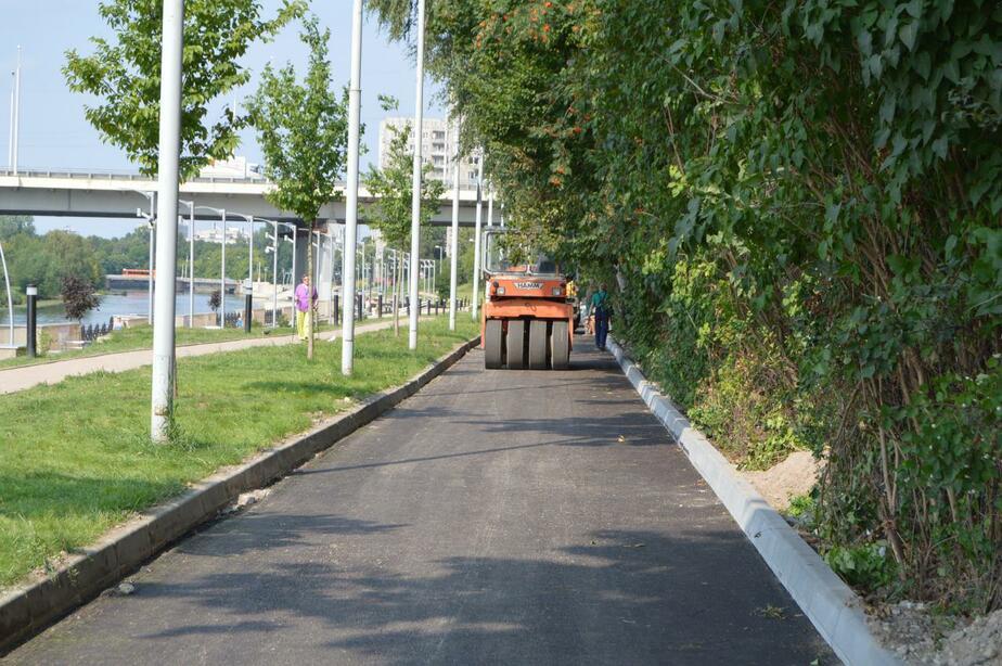 На набережной Адмирала Трибуца установят биотуалеты - Новости Калининграда