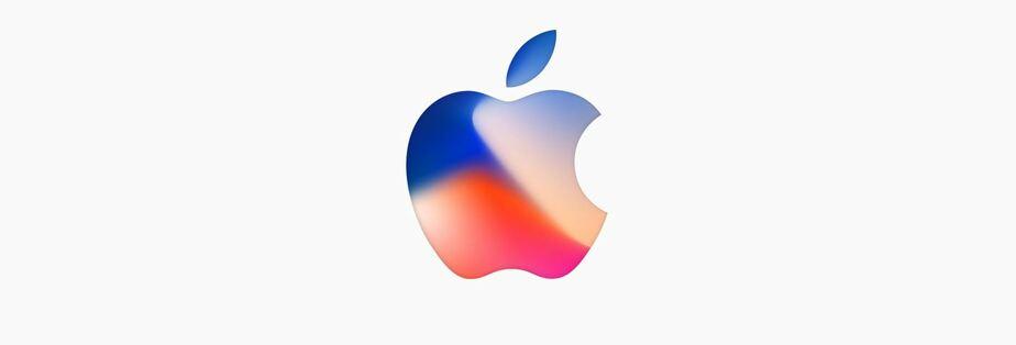 Скриншот сайта Apple