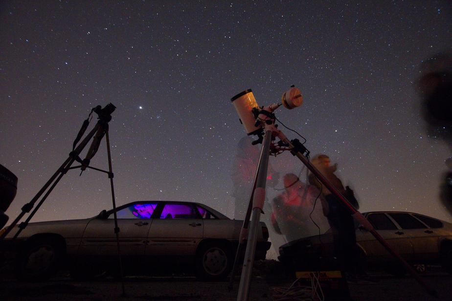 На этой неделе калининградцы увидят одну из самых звёздных ночей в году - Новости Калининграда