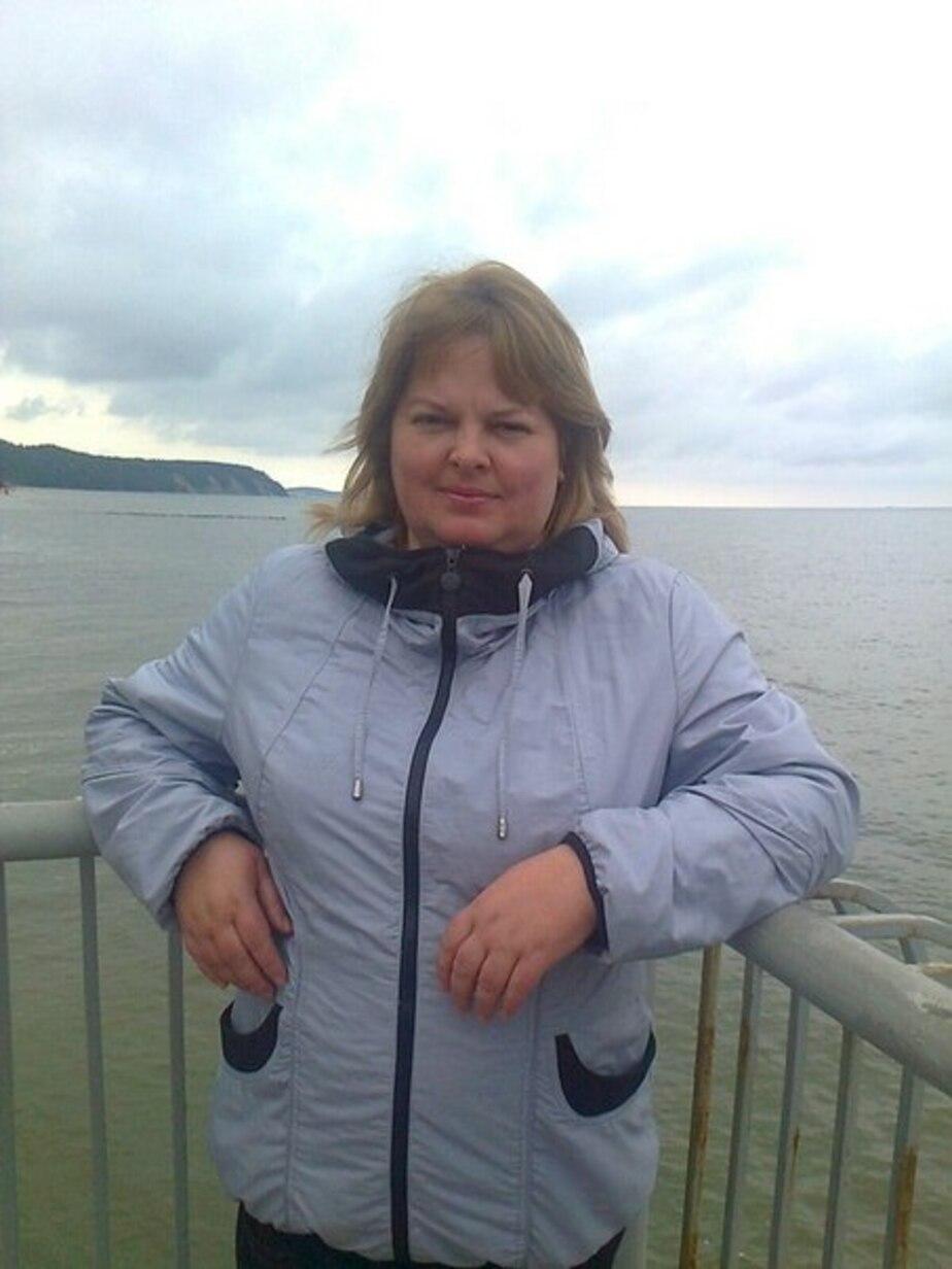В Калининграде разыскивают пропавшую на Рождество женщину