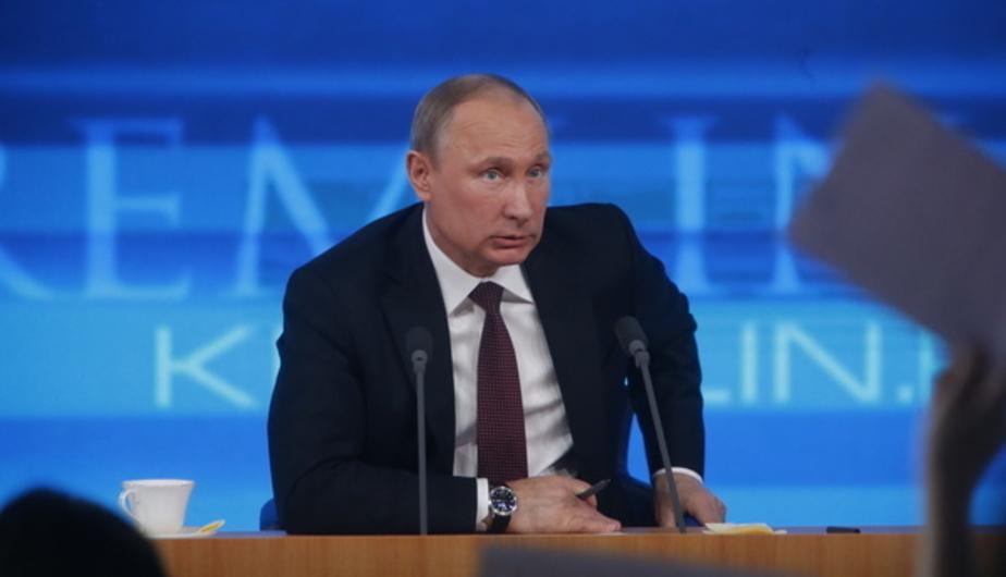 Владимир Путин заявил, что считает себя голубем с железными крыльями - Новости Калининграда