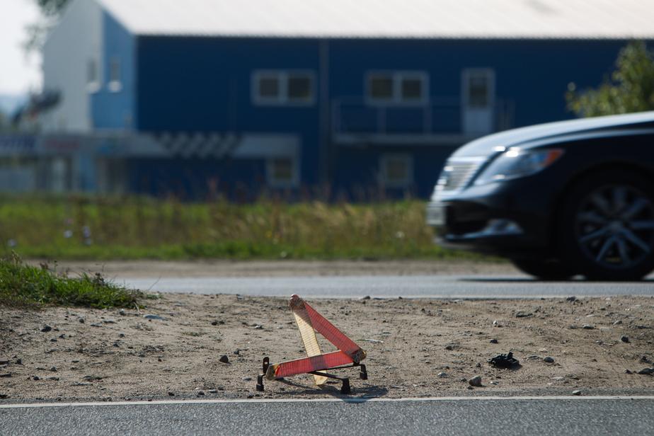 В Калининграде за выходные сбили двух пенсионеров, переходивших дорогу в неположенном месте