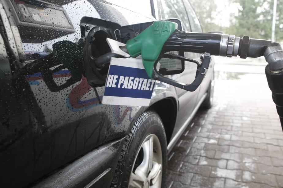 В Калининграде за полмесяца цены на бензин выросли на 50 копеек (таблица) - Новости Калининграда