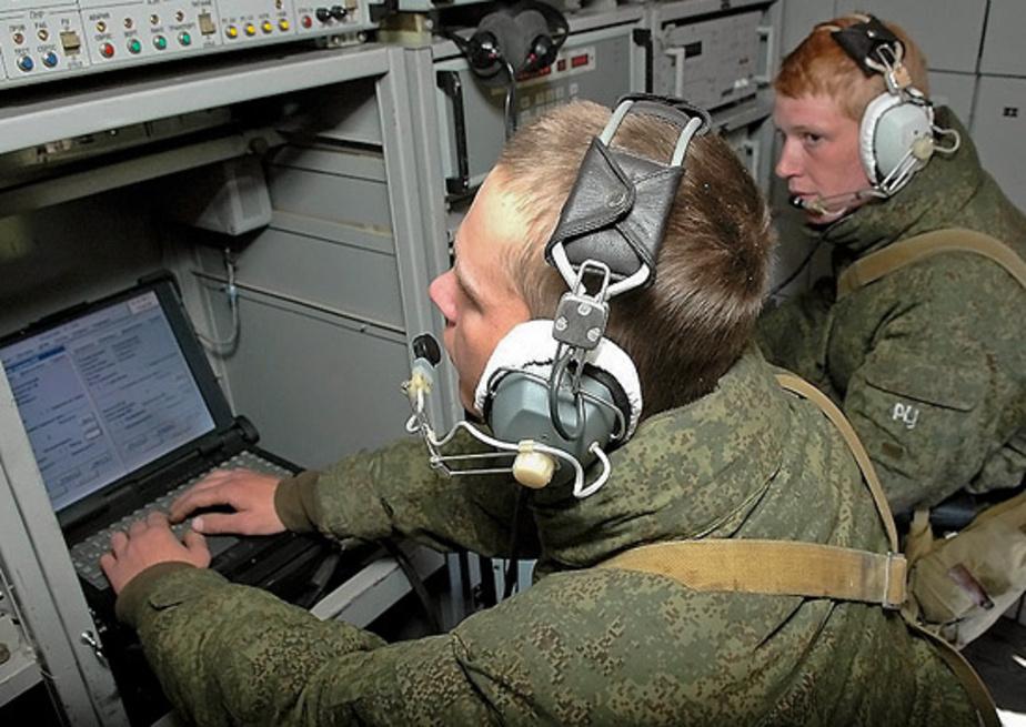 За год войска связи ЗВО получили 5 с половиной тысяч современных образцов вооружения