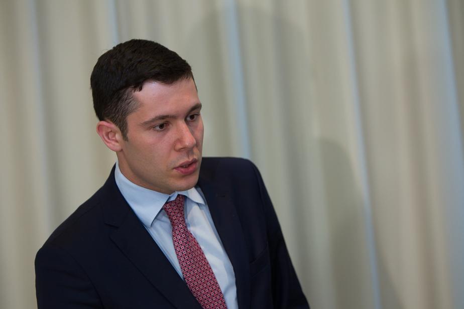 Алиханов об отставке Лютаревича: Мне бы хотелось, чтобы он был в нашей команде - Новости Калининграда