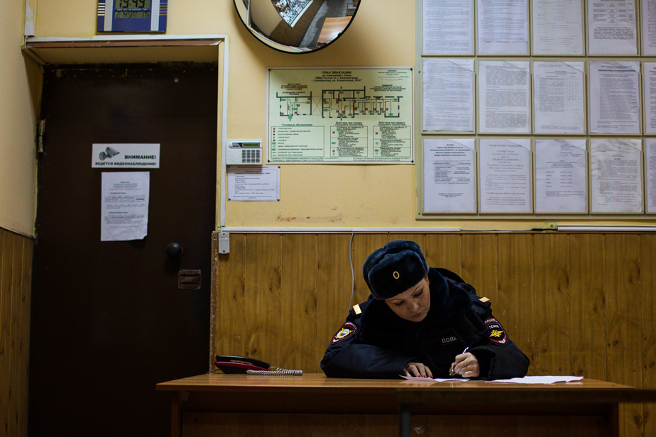 В Калининграде повар детского сада воткнула мужу нож в шею - Новости Калининграда