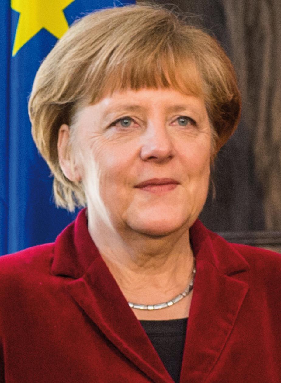 Ангела Меркель стала человеком года по версии журнала Time