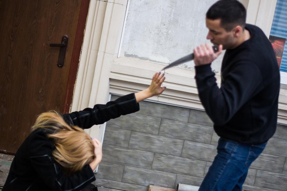 Жителя Гусева, зарезавшего гражданскую жену через неделю после разрыва, приговорили к 13 годам - Новости Калининграда