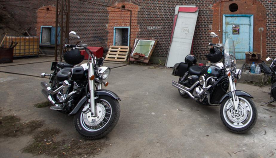 ГИБДД просит калининградцев отложить на время поездки на велосипедах и мотоциклах  - Новости Калининграда