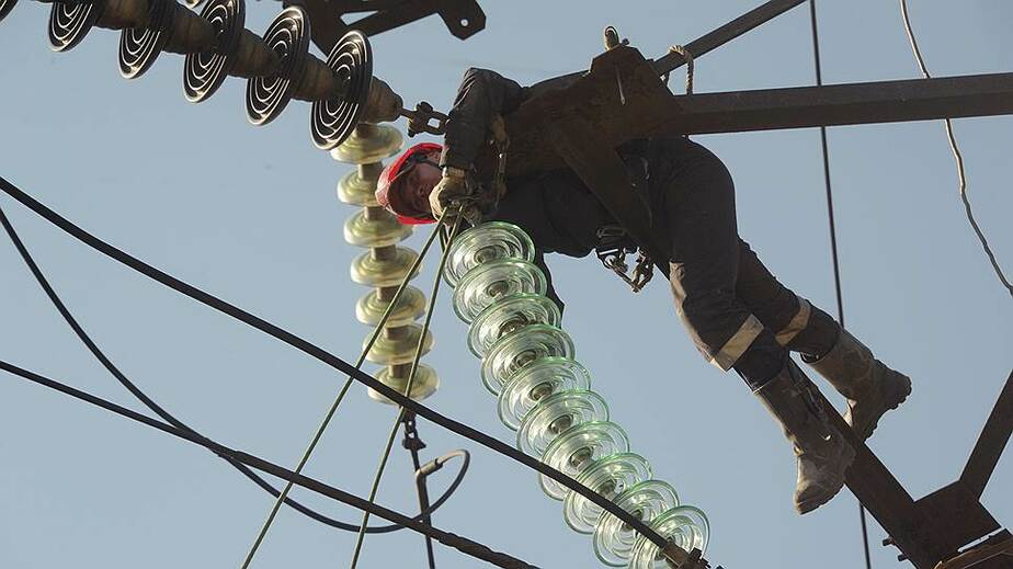 В центре Калининграда на некоторых улицах отключено электричество