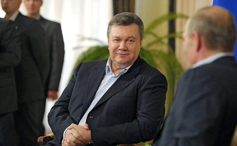 СМИ: Янукович после 45 лет брака развёлся с супругой - Новости Калининграда