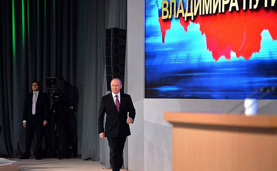 Путин назвал самое значимое событие 2015 года