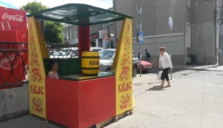 Мэрия: из 136 мест для торговых палаток в Калининграде на ближайшие два года 116 уже заняли