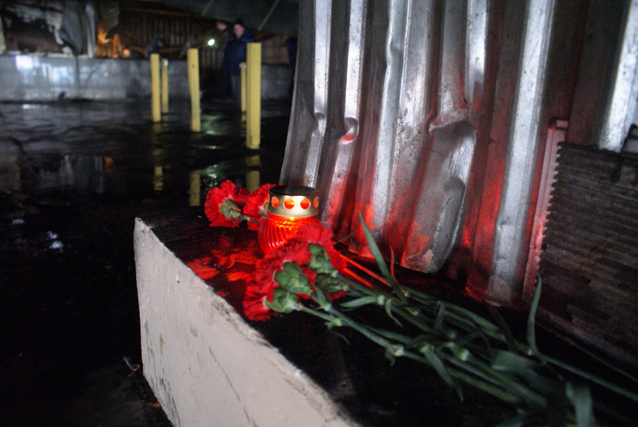 """Цуканов: В ТЦ """"Сити"""" удалось предотвратить более серьёзный взрыв"""