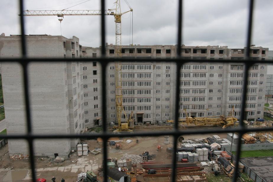 Сотни калининградцев проголосовали против строительства 9-этажки за Северным вокзалом